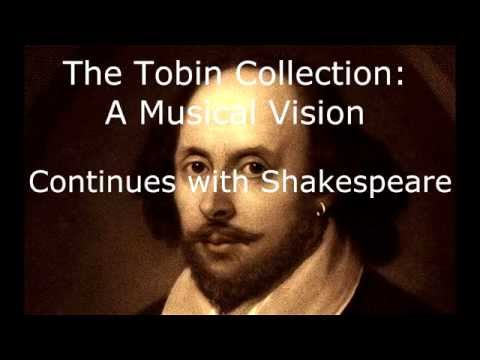 The Tobin Collection: Shakespeare