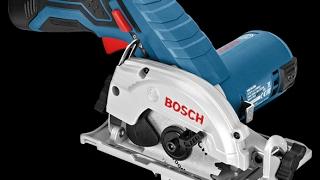 Bosch GKS 10,8 V-Li Pro для  новичков, 1/3: введение, обзорные моменты, особенности и  проблемы