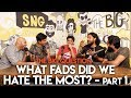 SnG: What Fads Did We Hate The Most? feat. Rohan Joshi  | The Big Question S2 Ep07 Part 1