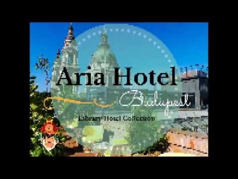 Aria Hotel Budapest, Library Hotel Collection