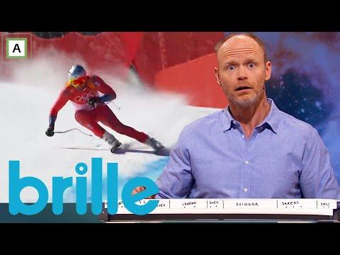 Brille | Lyder på OL-sendinger er ikke ekte | TVNorge