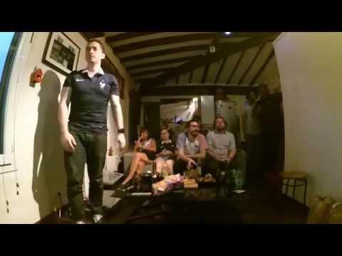 Tribune Canapé S01E08 | France-Allemagne 1/2 Finale Euro 2016