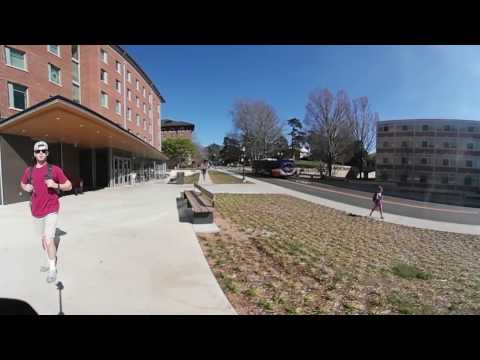 360/Augmented Reality Clemson ME Department Tour