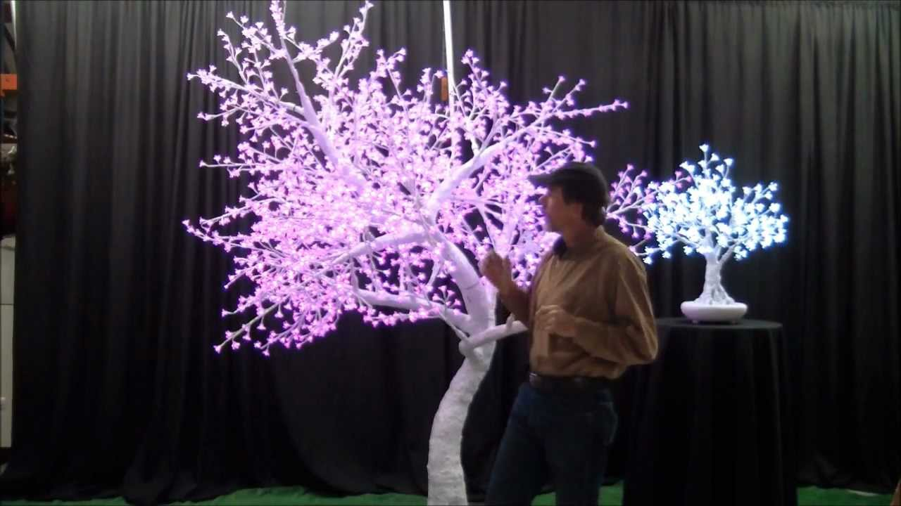 Led Tree Youtube