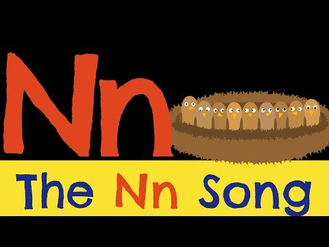 The Letter N Song
