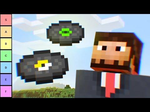 Schlatts Minecraft Disc Tier List Youtube