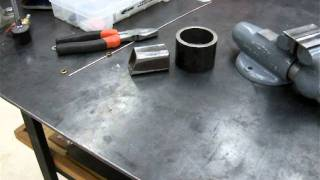Flexible Tig Grounding Clamp For My Welding Table