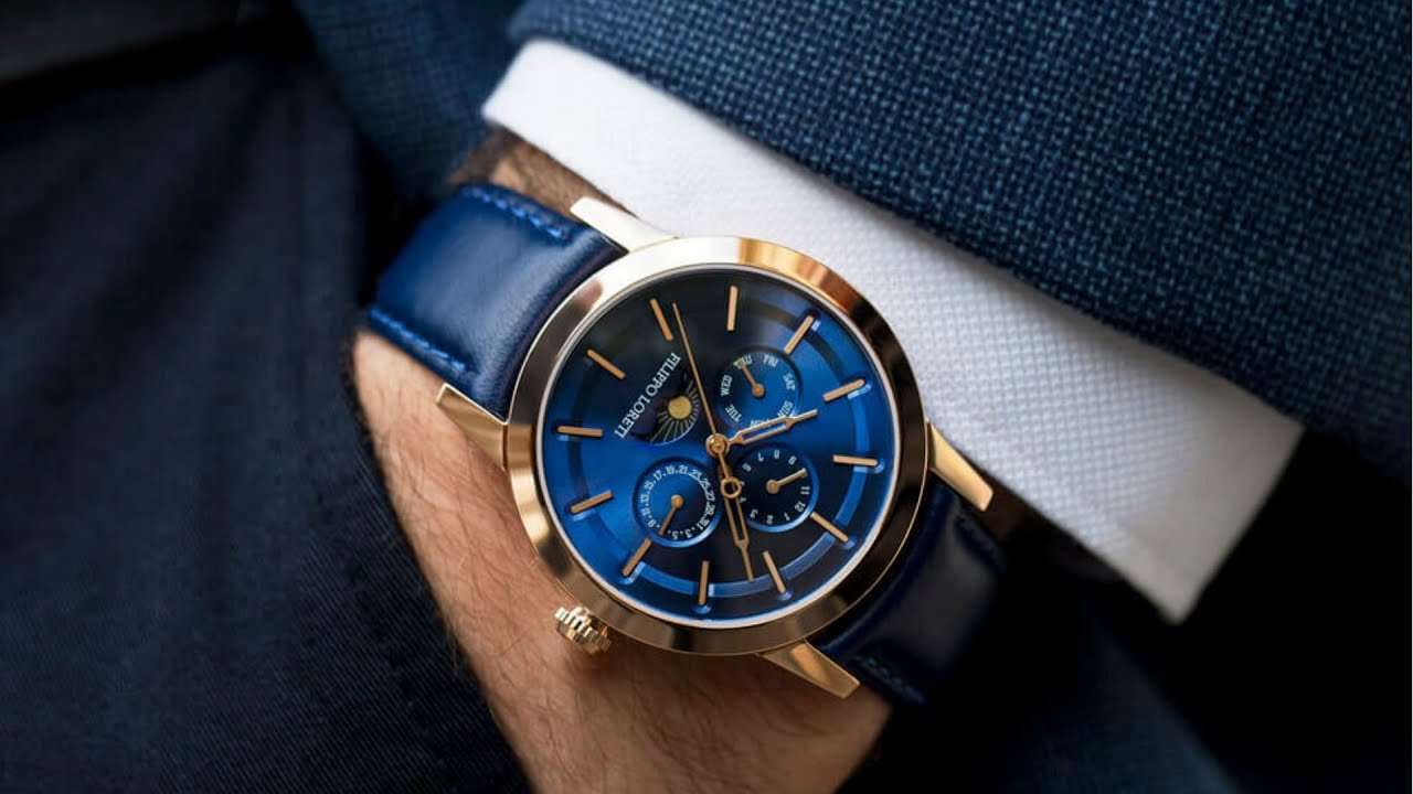 Top 5 Best Luxury Watch You Can Buy In 2019 - YouTube