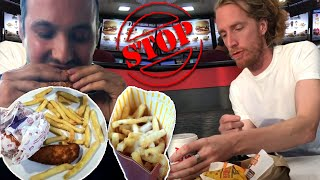 How To Stop Your Friend Eating FAST FOOD!