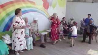 Музыкальная зарядка для пожилых в Бердске