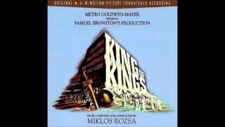 King Of Kings Original MGM Soundtrack CD 2-04 Entr