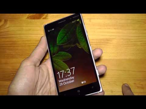 Nokia Lumia 830 Full Review