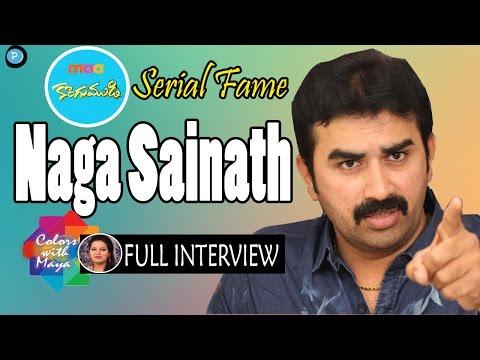 Kongumudi Fame Naga Sainath Full Interview || Colors with Maya
