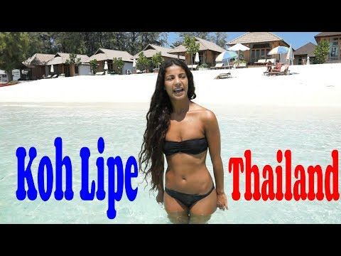 THE BEST ISLAND IN THAILAND, KOH LIPE, เกาะหลีเป๊ะ,  THAI TRAVEL, THAI BEACH
