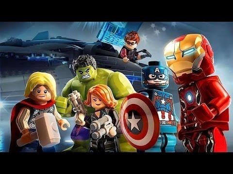 Как cкачать и УСТАНОВИТЬ 100% сохранение игры LEGO Marvel Avengers(Мстители) PC версии