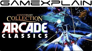 Konami Arcade Classics Anniversary Collection - Game & Watch (Nintendo Switch)
