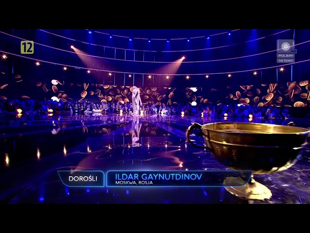 World of Dance - Polska - Odcinek 9 - Ildar