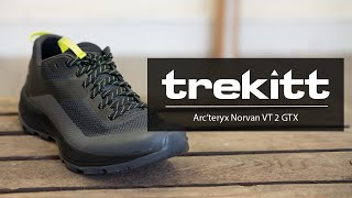 Inside Look: Arc'teryx Norvan VT 2 GTX