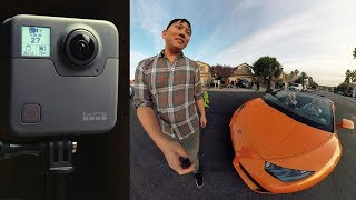 GoPro Fusion Review | The Coolest Camera of the Year! Should you get one?