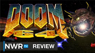 Is Doom 64 the Best Classic Doom Game? Doom 64 (Switch) Review (Video Game Video Review)