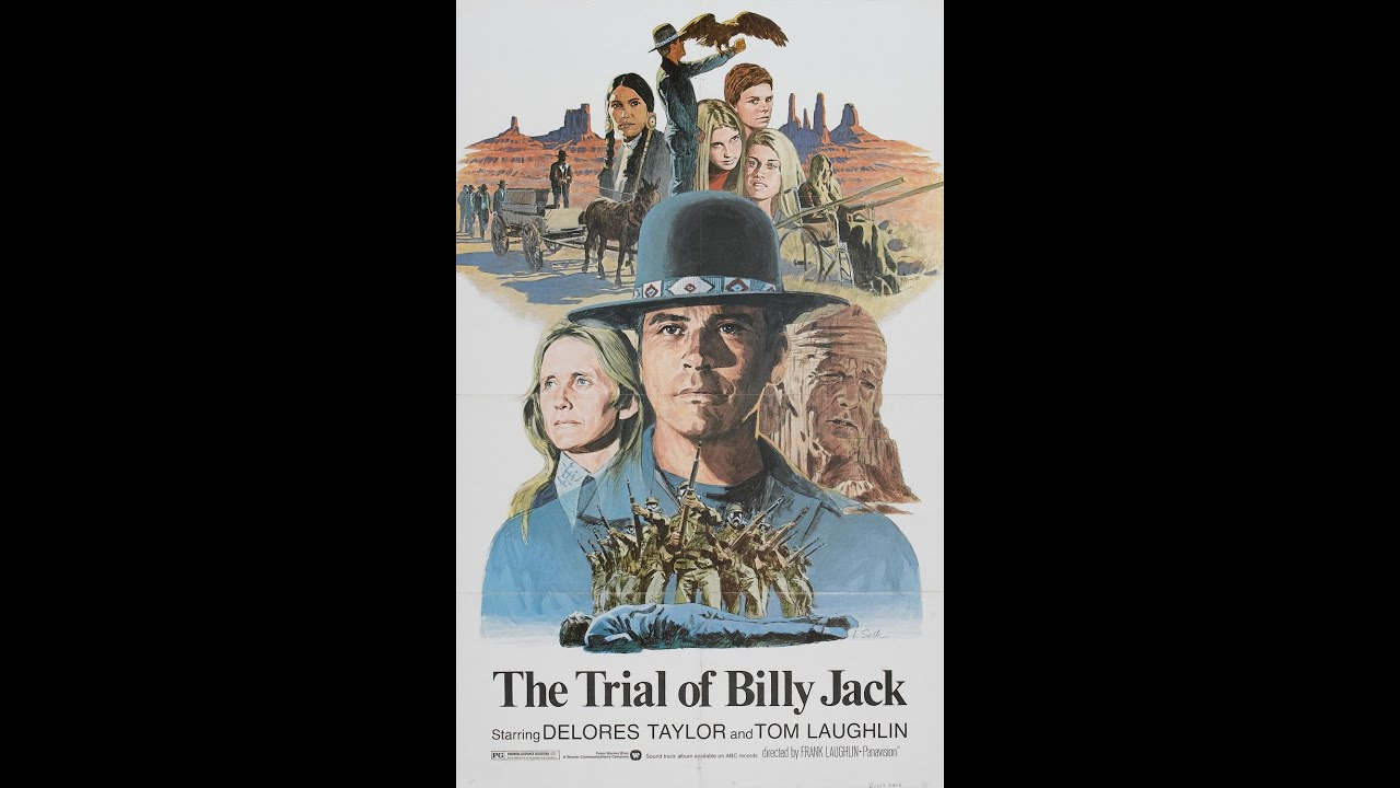 Download The Trial of Billy Jack (1974) Trailer