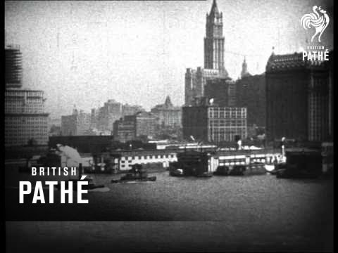 New York Harbour (1940)