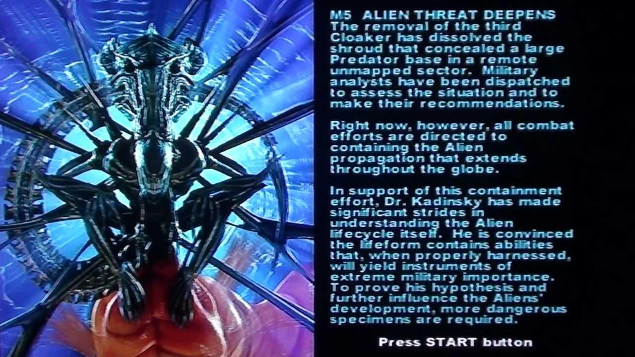 Alien vs Predator Exti...