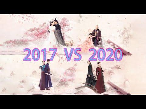 Eternal Love Cast Then And Now 三生三世十里桃花 演員昔今 2020
