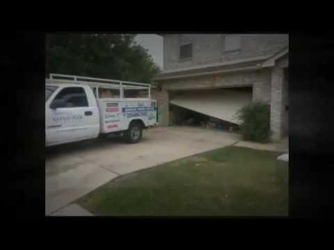aarons garage doorsSan Antonio Garage Door Repair  2106907555  Aarons Garage