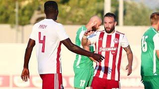 Τα γκολ στο φιλικό με την Ομόνοια! / Olympiacos' goals in the friendly match vs Omonoia Nicosia FC!