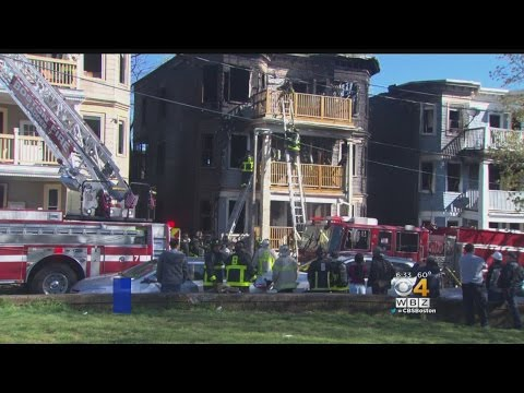 Over A Dozen Displaced After Fire In Dorchester