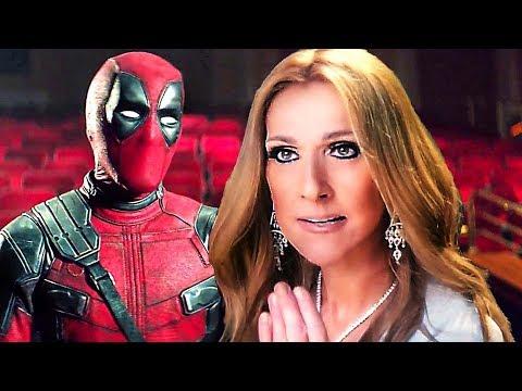 """DEADPOOL 2 """"Céline Dion me prend pour Spiderman"""" (2018)"""