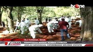 Merinding, Begini Potret Pemakaman Massal Pasien Covid-19 di Brasil | tvOne