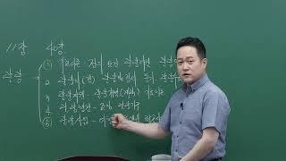 [설민석 관광통역안내사팀] 오민철 – 관광학개론 오리엔테이션