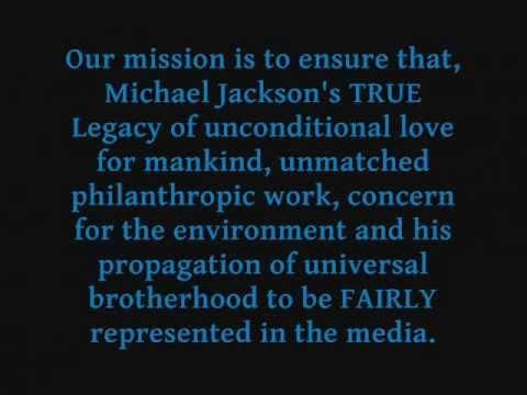 MJJJusticeProject  The Mission