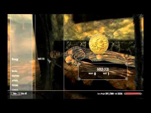 Let's Play The Elder Scrolls V: Skyrim Episode 13 - Dead Men's Respite poster