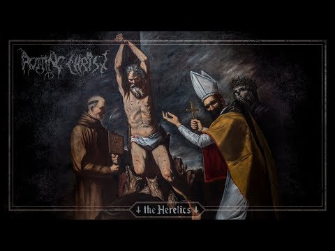 Rotting Christ - Fire, God and Fear  (Official Lyric Video)