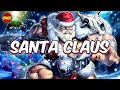 Who is Marvel's Santa Claus? Possibly the Most Powerful Mutant Ever!