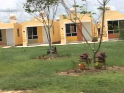 Villa Jardin, Cd Caucel, Merida, Yucatan - YouTube
