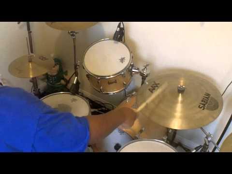 Pastor William H. Murphy III - You Reign Drum Cover)