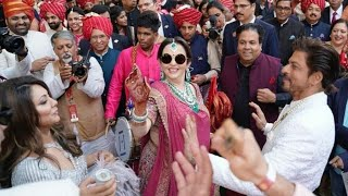 Mukesh Ambani Son's Wedding Videos Clips
