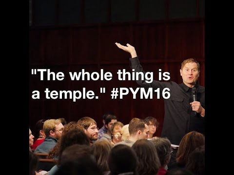 """""""The Whole Thing Is a Temple"""" by Rob Bell"""
