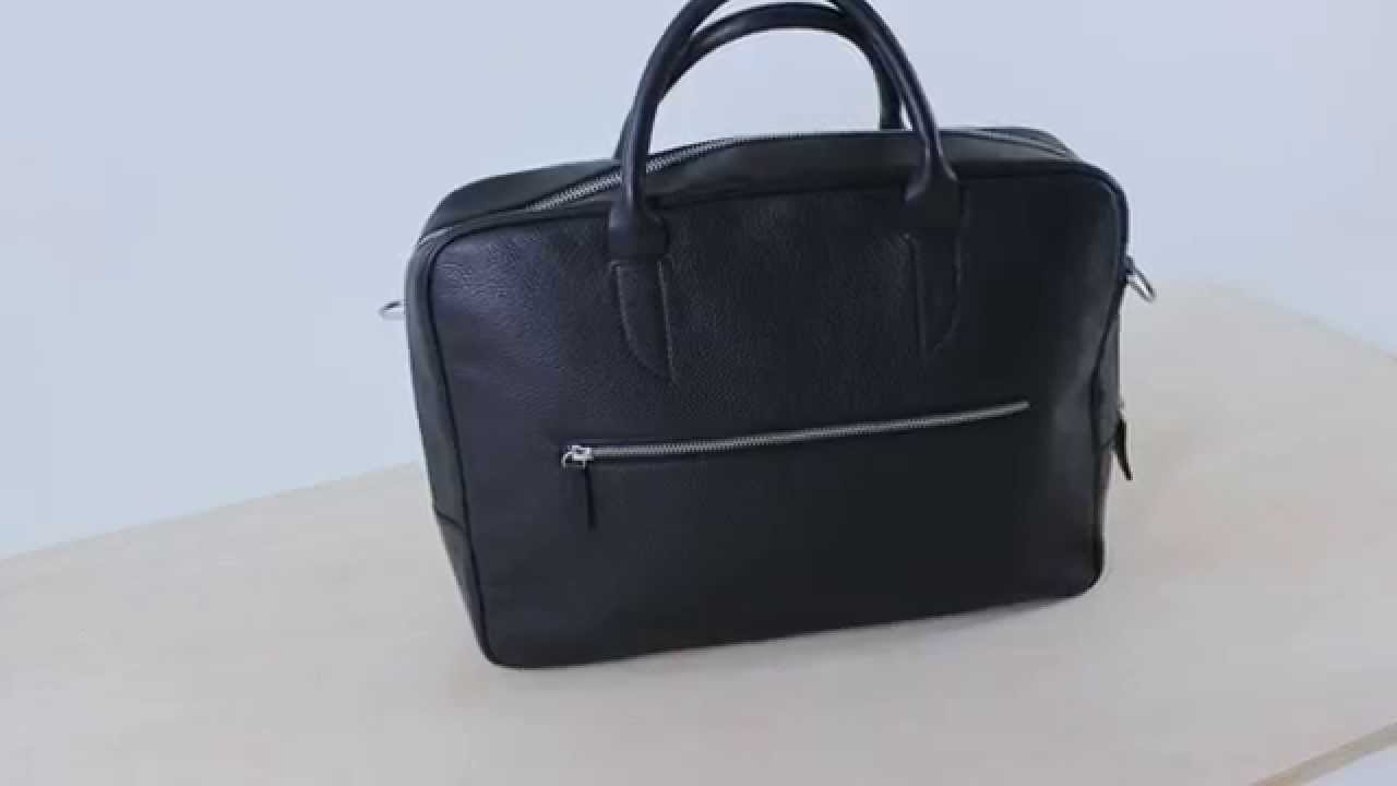 96a05371f6 What s the Difference Between a Business Bag vs a Casual Bag - YouTube