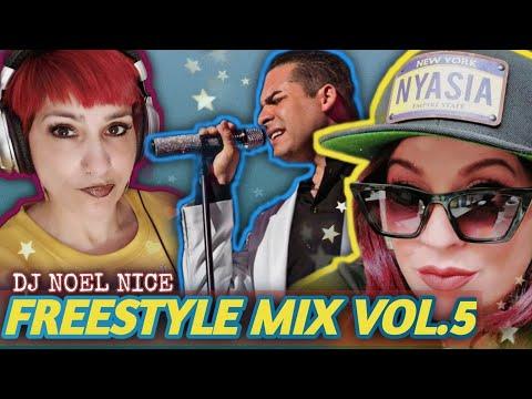 Freestyle Mix Vol. 5-DJ Noel Nice
