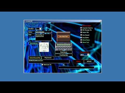 RADIONICS BOX Quantum Template for Super Manifestation Ultimate 2.0 2012 Radionics software program