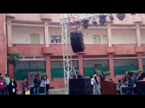 Alvida at NIT Delhi by classical shift