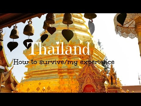 THAILAND TRAVEL: My experience, travel tips, what to expect!!!! ✈ ✈ ✈
