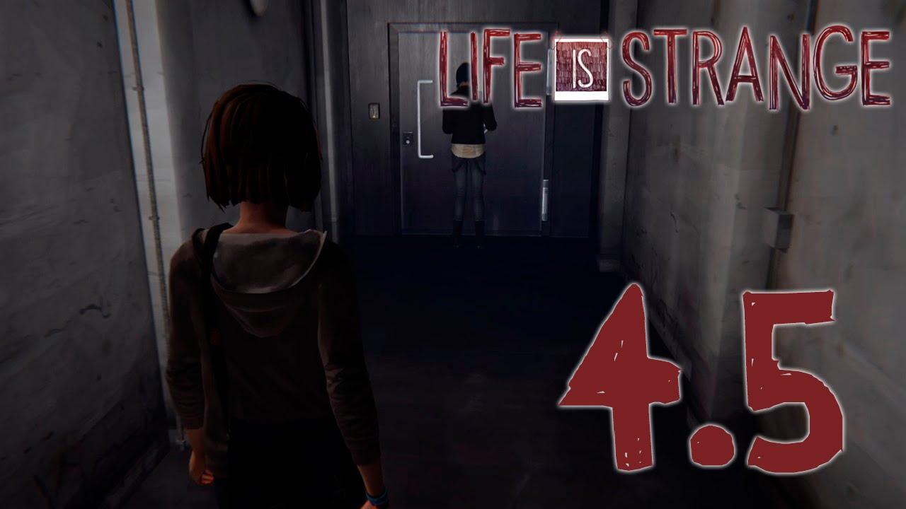 Life is Strange - Cap #4.5 - Graneros, psiquiatras y cuartos oscuros ...