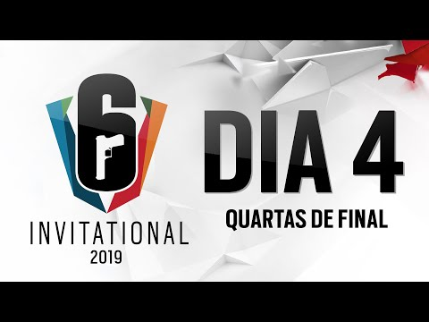 Six Invitational 2019 - Dia 4 (Quartas de Final) thumbnail