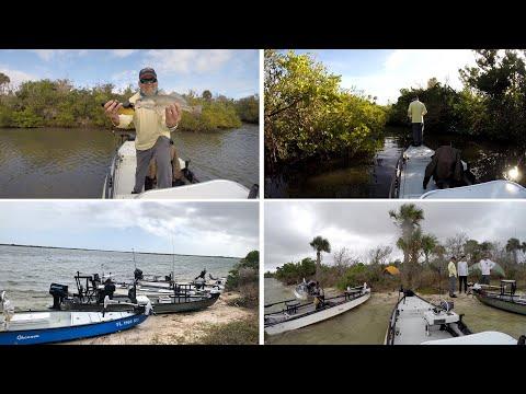 Mosquito Lagoon Fishing Report 1-11-2020